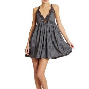 Free People Breathless Mini Dress